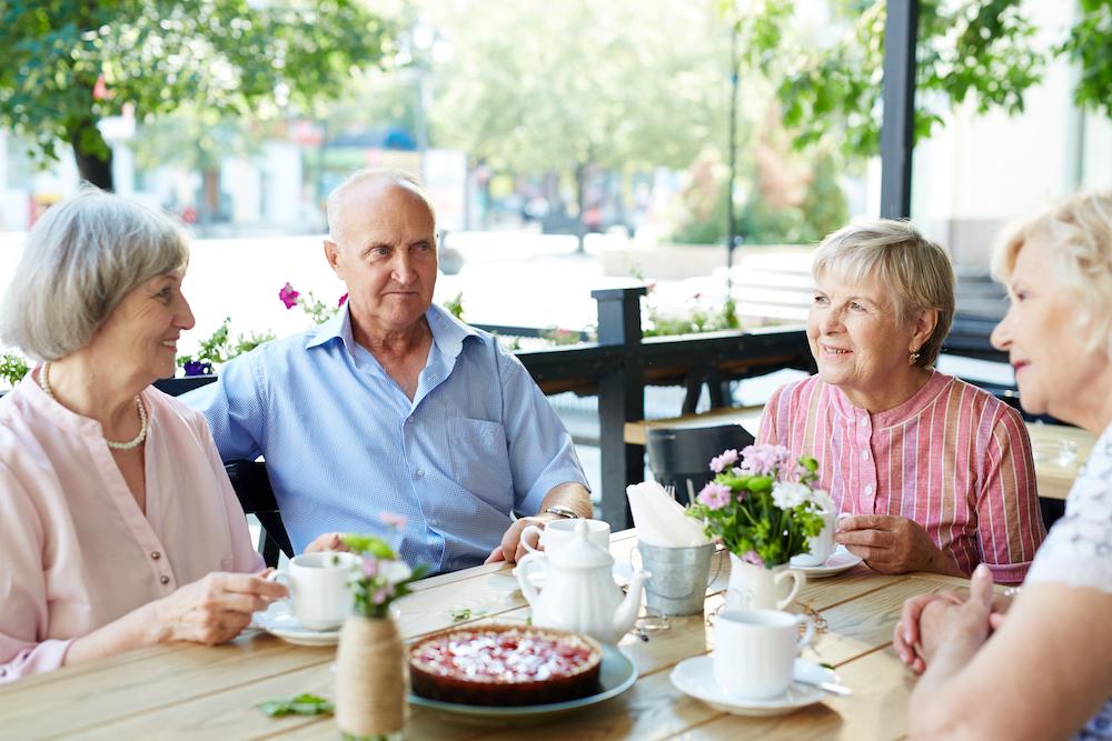 Tutti i vantaggi delle residenze per anziani