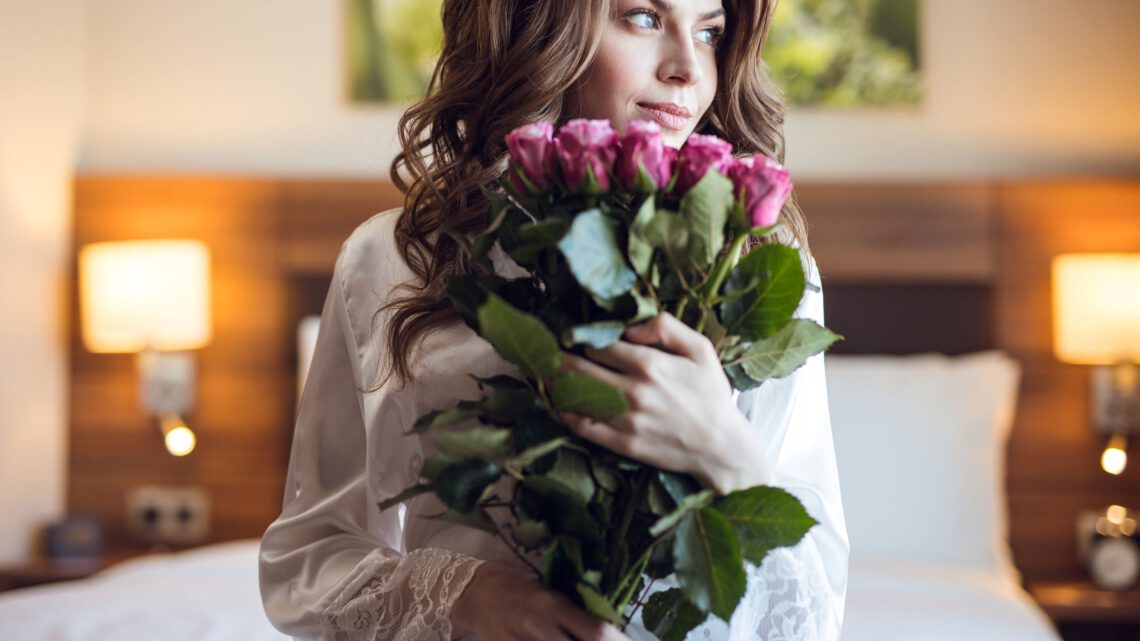 Devi farti perdonare? Spediscile fiori a roma